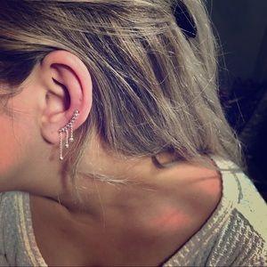 Stella & Dot climb up the earrings